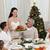 donna · Turchia · famiglia · Natale · cena - foto d'archivio © wavebreak_media