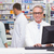 farmacêutico · hospital · farmácia · computador - foto stock © wavebreak_media