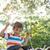 счастливым · мало · мальчика · Swing · площадка · лет - Сток-фото © wavebreak_media