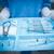 cserjék · közelkép · kék · felszerlés · férfi · orvos - stock fotó © wavebreak_media