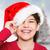 imagem · alegre · natal · luz · projeto - foto stock © wavebreak_media