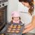 kislány · séfek · konyha · szeletel · gyümölcsök · saláta - stock fotó © wavebreak_media