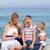 özenli · anne · güneş · plaj · aile - stok fotoğraf © wavebreak_media