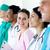醫生 · 團隊 · 線 · 微笑 · 相機 - 商業照片 © wavebreak_media