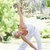 genç · kadın · sıcak · yukarı · park · spor · güzellik - stok fotoğraf © wavebreak_media