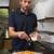 профессиональных · повар · коммерческих · кухне · приготовления · продовольствие - Сток-фото © wavebreak_media