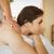 massaggio · terapia · stanza · donna · hotel - foto d'archivio © wavebreak_media