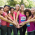 女性 · 参加者 · 乳癌 · マラソン · 肖像 · 幸せ - ストックフォト © wavebreak_media