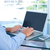ビジネスマン · ラップトップを使用して · 携帯電話 · オフィス · 濃縮された · 小さな - ストックフォト © wavebreak_media
