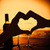 összetett · kép · valentin · nap · pár · elvesz · szex - stock fotó © wavebreak_media