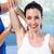 terapeuta · examinar · brazo · médicos · oficina · manos - foto stock © wavebreak_media