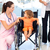 Young nurse talking to a baby in a wheelchair stock photo © wavebreak_media