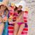 belo · mulheres · cocktails · juntos · sessão · praia - foto stock © wavebreak_media