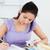 скучно · учета · женщину · бумаги · работу - Сток-фото © wavebreak_media