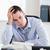unglücklich · Geschäftsmann · depressiv · Rechnungslegung · Business - stock foto © wavebreak_media