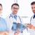медицинской · команда · Xray · больницу · врач - Сток-фото © wavebreak_media