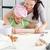 два · детей · матери · подготовка · Cookies · вместе - Сток-фото © wavebreak_media