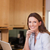 Happy smiling woman with laptop in the kitchen stock photo © wavebreak_media