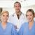 kettő · nővérek · orvos · kórház · folyosó · orvosi - stock fotó © wavebreak_media