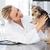 ветеринар · собака · женщины · клинике · женщину - Сток-фото © wavebreak_media