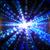 digitálisan · generált · lézer · kék · buli - stock fotó © wavebreak_media