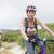 caber · casal · ciclismo · montanha · trilha - foto stock © wavebreak_media