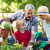 happy family gardening stock photo © wavebreak_media
