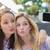 happy women friends taking a selfie stock photo © wavebreak_media