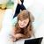 женщину · торговых · онлайн · гостиной · интернет - Сток-фото © wavebreak_media