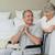 Mature couple in their bedroom stock photo © wavebreak_media