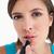 Make-up · konzentrierter · Weg · Mode - stock foto © wavebreak_media