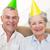 祝う · 歳の誕生日 · 妻 · 現在 · 夫 - ストックフォト © wavebreak_media