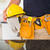 close up of man with tool belt stock photo © wavebreak_media