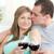 Coppia · degustazione · vino · rosso · amore · vino · uomo - foto d'archivio © wavebreak_media