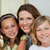 glimlachend · moeder · kinderen · familie · glimlach · liefde - stockfoto © wavebreak_media