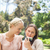 női · barátok · néz · fotók · kamera · szépség - stock fotó © wavebreak_media