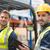 raktár · munkás · beszél · targonca · sofőr · férfi - stock fotó © wavebreak_media