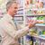 シニア · 男性 · 顧客 · 薬物 · 薬局 · 薬 - ストックフォト © wavebreak_media