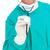 Close-up of surgeon holding a stethoscope stock photo © wavebreak_media