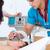 genç · doktor · oksijen · maskesi · hasta · hastane · kadın - stok fotoğraf © wavebreak_media