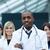 african · medico · guardando · sanitaria · medici · radiologia - foto d'archivio © wavebreak_media