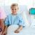девочку · врач · стороны · больницу · медсестры · назад - Сток-фото © wavebreak_media