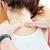 femme · Retour · massage · santé · centre - photo stock © wavebreak_media