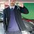 man holding car keys in a garage stock photo © wavebreak_media