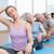 женщину · мужчины · инструктор · класс · соответствовать - Сток-фото © wavebreak_media