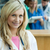 portré · gyönyörű · női · sebész · csapat · mögött - stock fotó © wavebreak_media