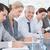 üzleti · csapat · jegyzetel · konferencia · iroda · üzlet · víz - stock fotó © wavebreak_media