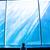 young man looking at a giant aquarium stock photo © wavebreak_media