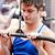 mannelijke · atleet · oefenen · bodybuilding · fitness · centrum - stockfoto © wavebreak_media