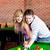 spelen · zwembad · club · hand · tabel - stockfoto © wavebreak_media